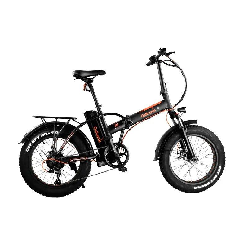 fat bike eléctrica bh