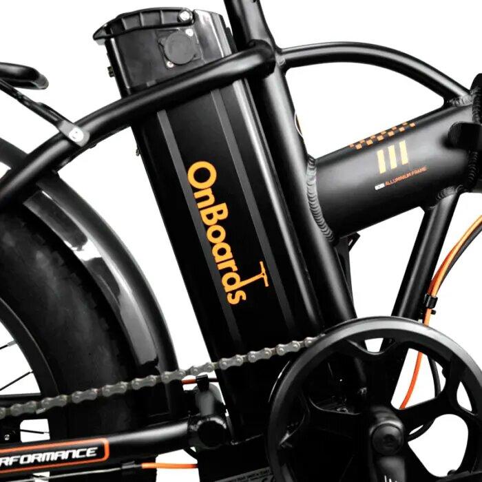 fat bike eléctrica doble suspensión